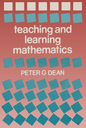Teaching and Learning Mathematics book cover