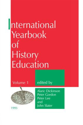 International Yearbook of History Education (e-Book) book cover