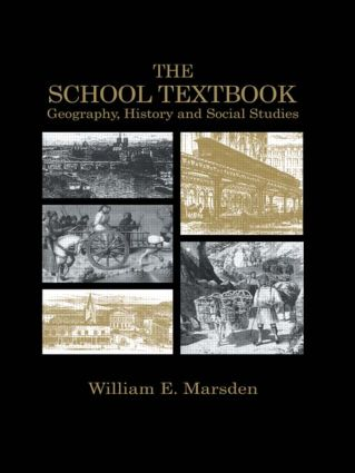 The School Textbook: History, Geography and Social Studies (Paperback) book cover