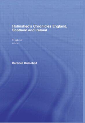 Chronicles:England,Scotland(6vl)