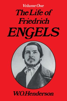 Friedrich Engels: Young Revolutionary, 1st Edition (Hardback) book cover