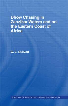 Dhow Chasing in Zanzibar Waters