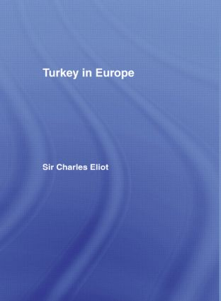 Turkey in Europe: 1st Edition (Hardback) book cover