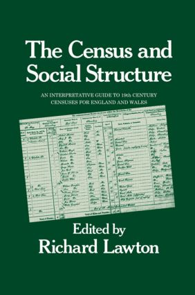 Census and Social Structure: 1st Edition (Hardback) book cover