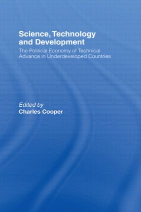 Science, Technology and Development: 1st Edition (Hardback) book cover