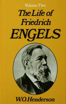 Friedrich Engels: 1st Edition (Paperback) book cover