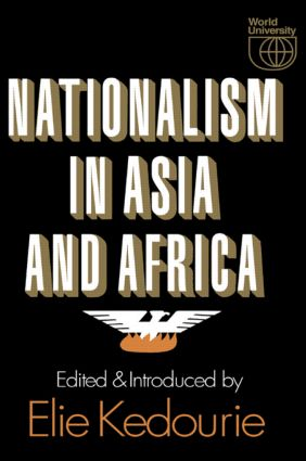 Nationalism in Asia and Africa: 1st Edition (Paperback) book cover
