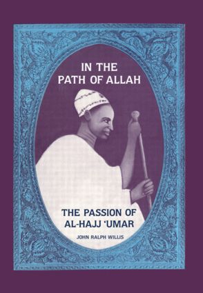 In the Path of Allah: 'Umar, An Essay into the Nature of Charisma in Islam' (Hardback) book cover