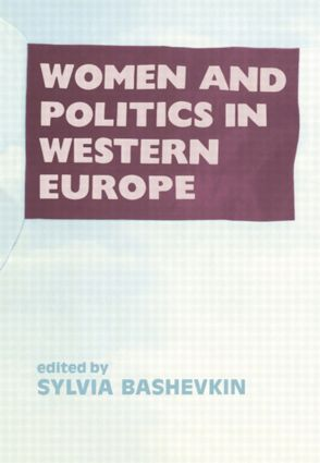 Women and Politics in Western (Hardback) book cover