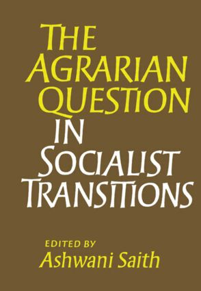 Agrarian Reform as a Model of Accumulation: The Case of Nicaragua since 1979
