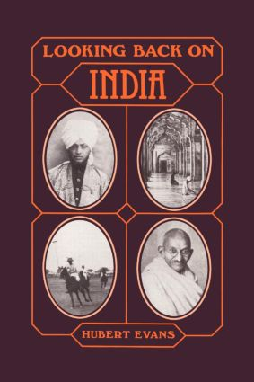 Looking Back on India (Hardback) book cover