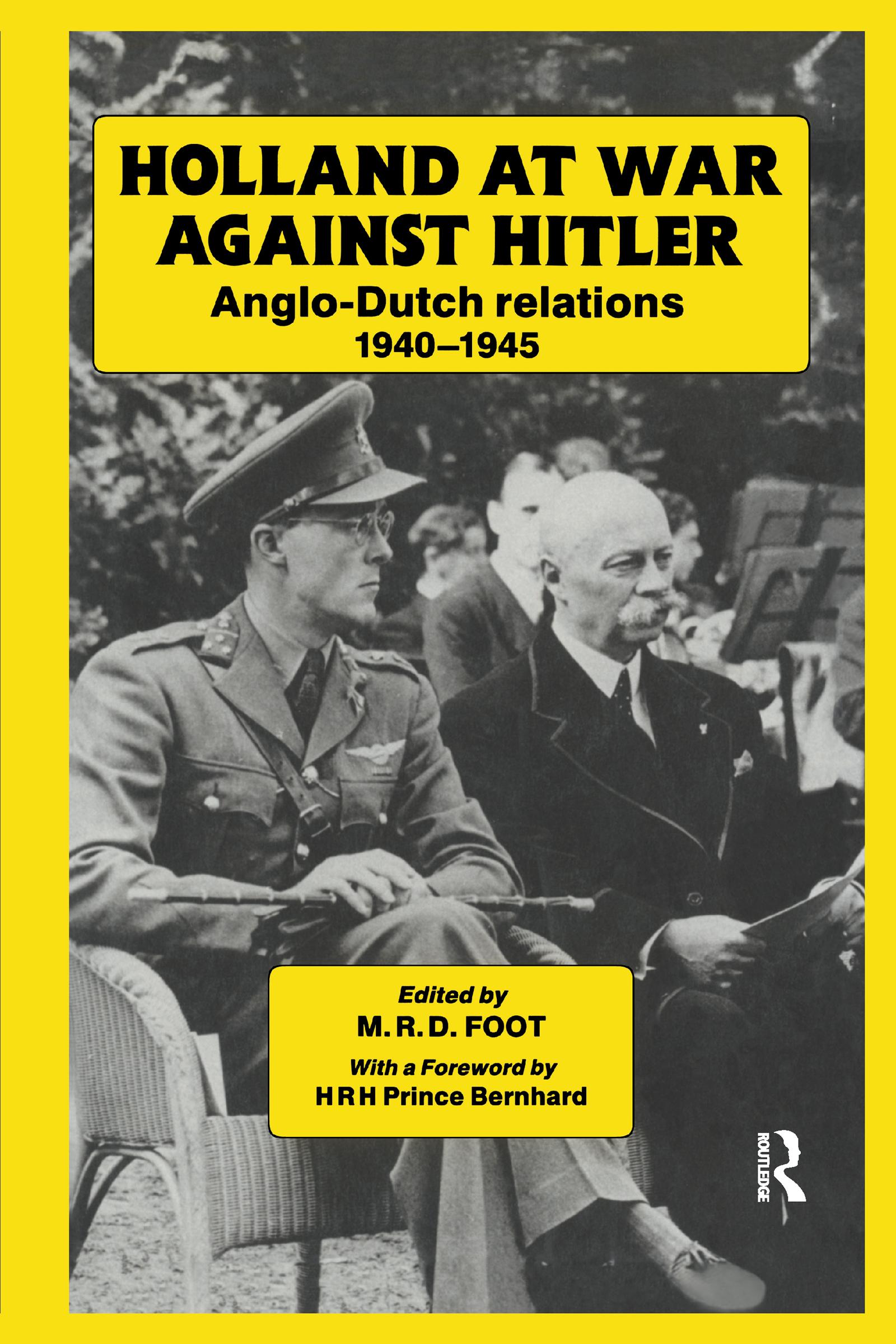 Holland at War Against Hitler