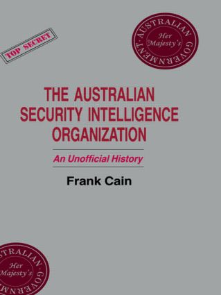 The Australian Security Intelligence Organization
