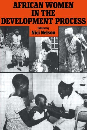 African Women in the Development Process: 1st Edition (Hardback) book cover