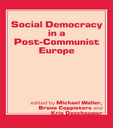 Social Policy and the Politics of Solidarity in East -Central Europe Johan Jeroen De Deken