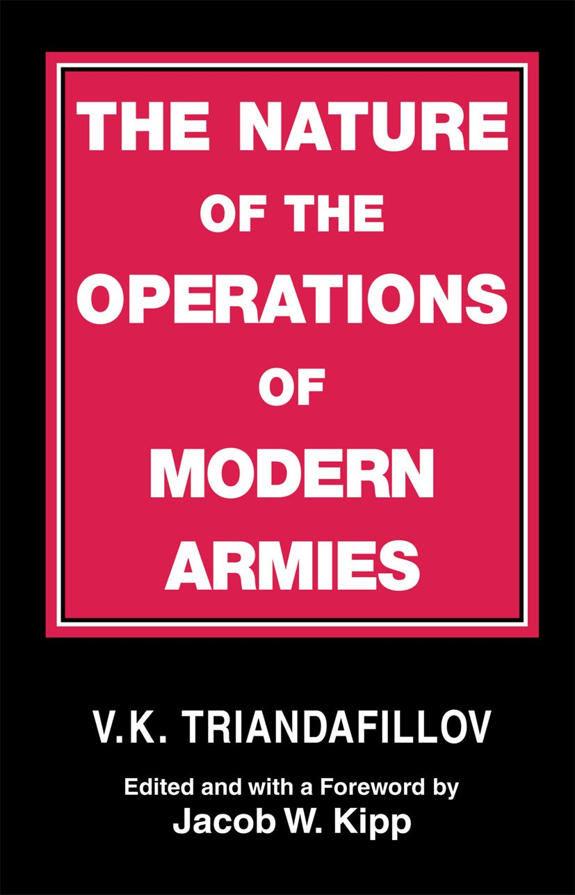 The Nature of the Operations of Modern Armies book cover