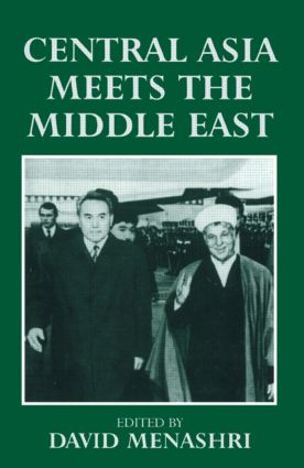 Central Asia Meets the Middle East: 1st Edition (Paperback) book cover