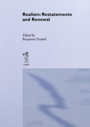 Realism: Restatements and Renewal, 1st Edition (Paperback) book cover