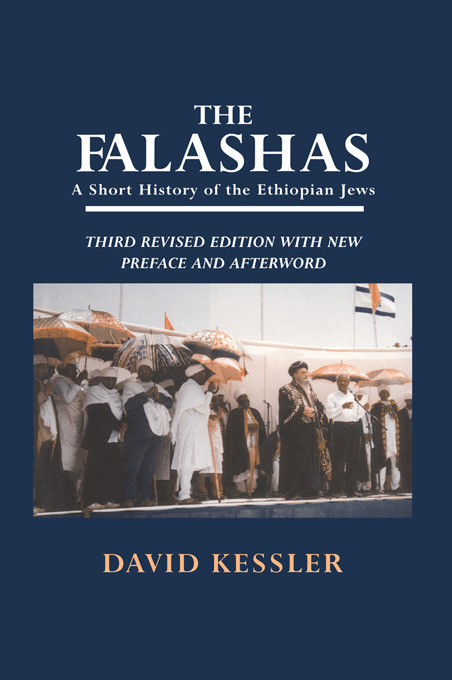The Falashas: A Short History of the Ethiopian Jews, 3rd Edition (e-Book) book cover