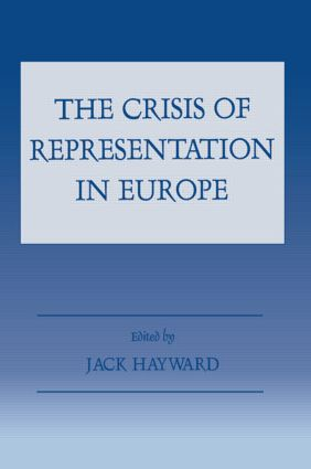 The Crisis of Representation in Europe