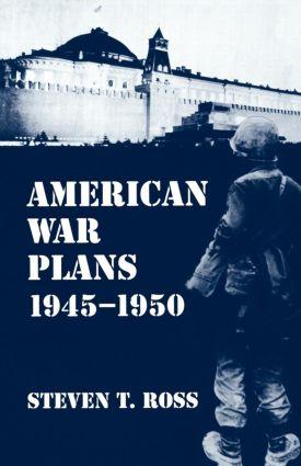 American War Plans 1945-1950