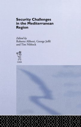 Security Challenges in the Mediterranean Region (Paperback) book cover