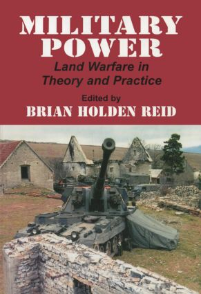 Military Power: Land Warfare in Theory and Practice (Paperback) book cover