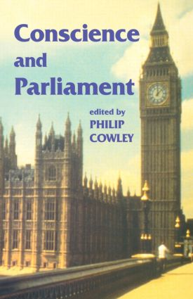 Conscience and Parliament: 1st Edition (Paperback) book cover