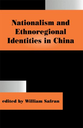 Nationalism and Ethnoregional Identities in China (Paperback) book cover
