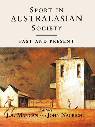 Prologue: Sport and Past Australasian Culture