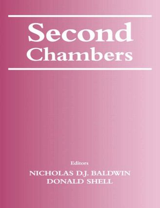 Second Chambers: 1st Edition (Hardback) book cover