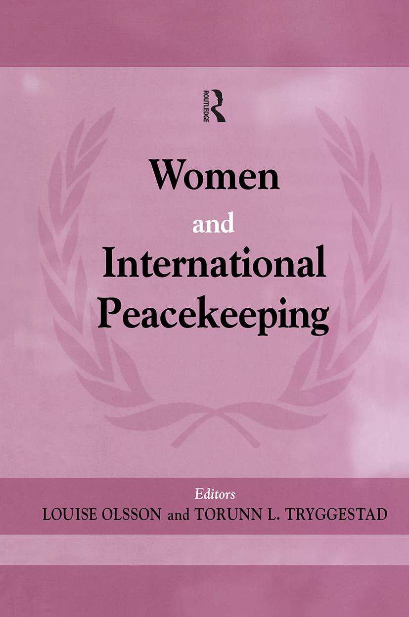 Women and International Peacekeeping book cover