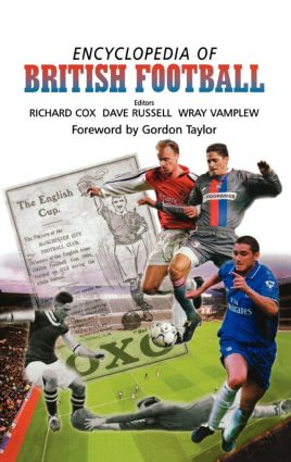 Encyclopedia of British Football book cover