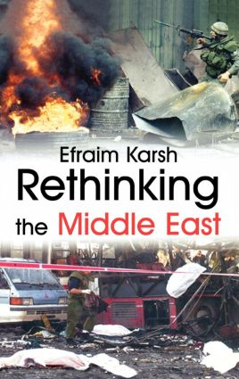 Rethinking the Middle East: 1st Edition (Hardback) book cover