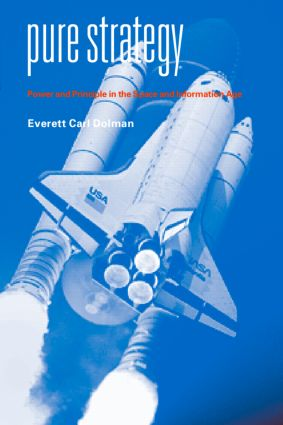 Pure Strategy: Power and Principle in the Space and Information Age (Hardback) book cover