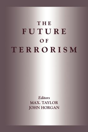 The Future of Terrorism (Paperback) book cover