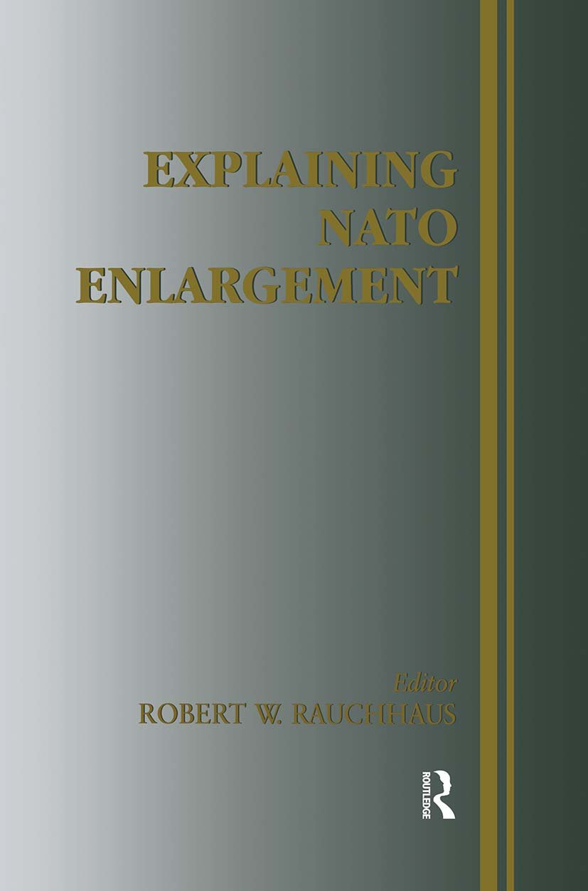 Explaining NATO Enlargement: 1st Edition (Paperback) book cover