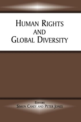 Human Rights and Global Diversity: 1st Edition (Paperback) book cover