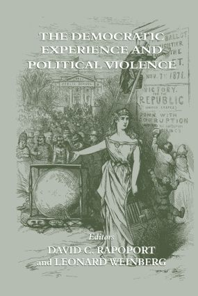 The Democratic Experience and Political Violence (Paperback) book cover