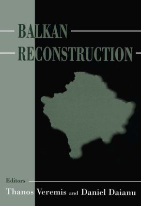 Balkan Reconstruction: 1st Edition (Paperback) book cover
