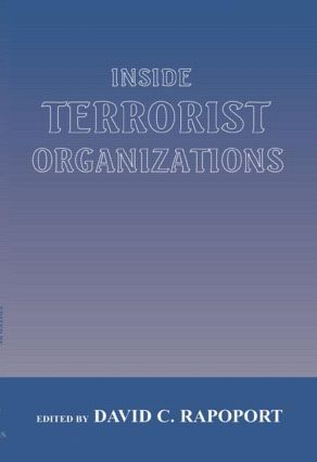 Inside Terrorist Organizations (e-Book) book cover