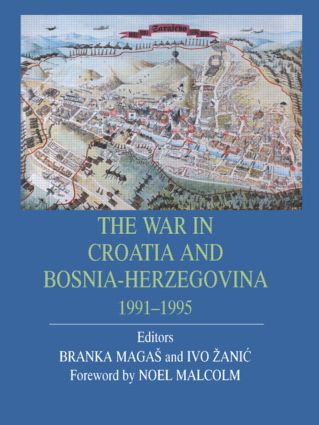 War In Croatia And Bosnia-Herz