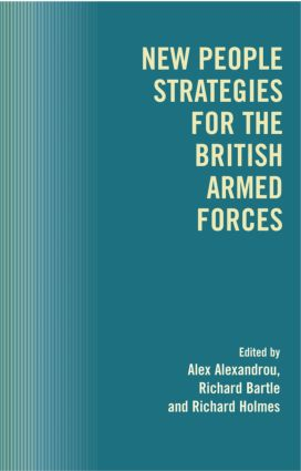 New People Strategies for the British Armed Forces: 1st Edition (Paperback) book cover