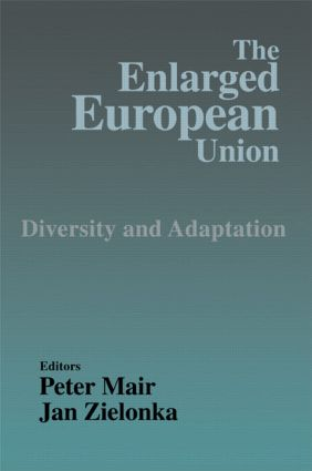 The Enlarged European Union: Unity and Diversity (Paperback) book cover