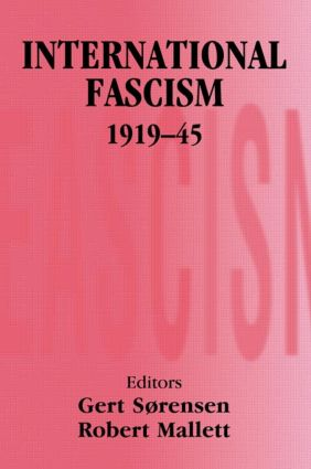 International Fascism, 1919-45
