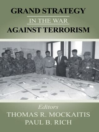 Grand Strategy in the War Against Terrorism: 1st Edition (Paperback) book cover