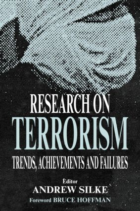 Research on Terrorism: Trends, Achievements and Failures (Paperback) book cover