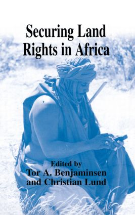 Securing Land Rights in Africa: 1st Edition (e-Book) book cover