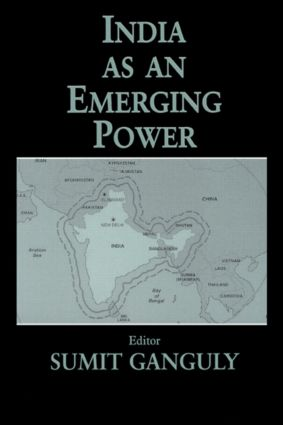 India as an Emerging Power (Paperback) book cover