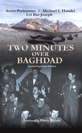 Two Minutes Over Baghdad: 1st Edition (Paperback) book cover